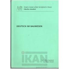 Deutsch im bauwesen