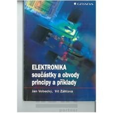Elektronika - Součástky a obvody - principy a příklady 1. vydání