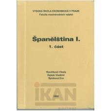 Španělština I. 1. a 2. část