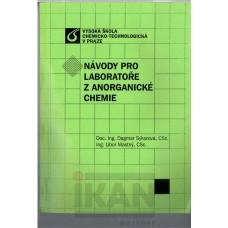 Návody pro laboratoře z anorganické chemie