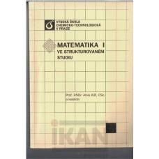 Matematika I. ve strukturovaném studiu