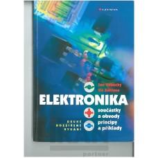 Elektronika - Součástky a obvody - principy a příklady - 2. vydání
