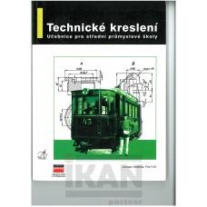 Technické kreslení - učebnice pro střední průmyslové školy
