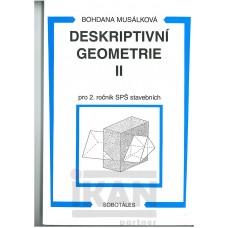 Deskrtiptivní geometrie II